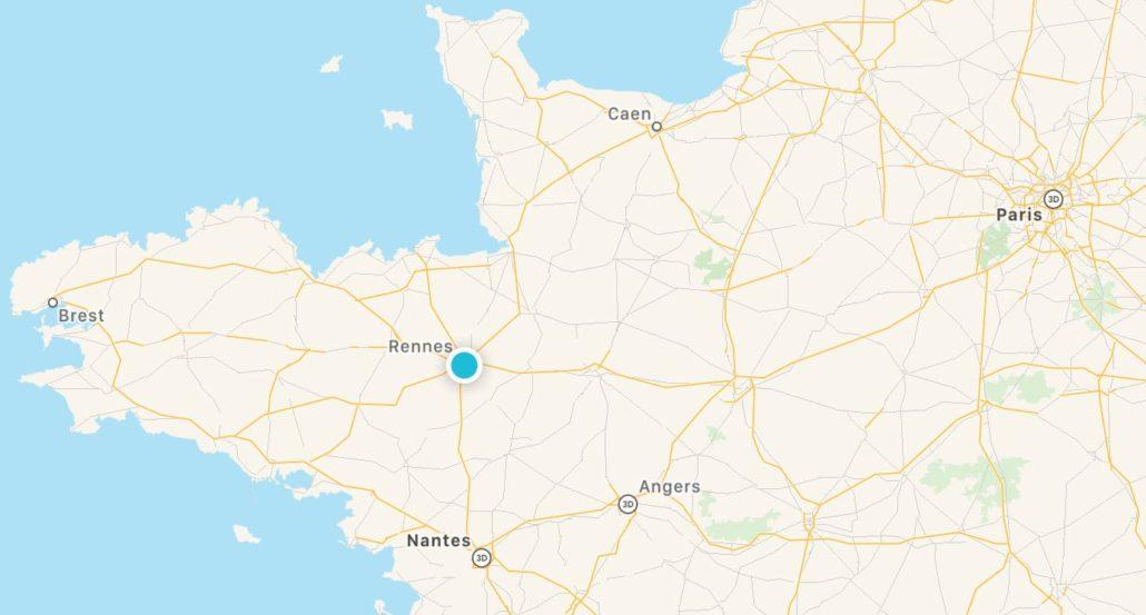 VTC Rennes / Chauffeur privé Rennes en Bretagne - BREIZHCAB Limousine