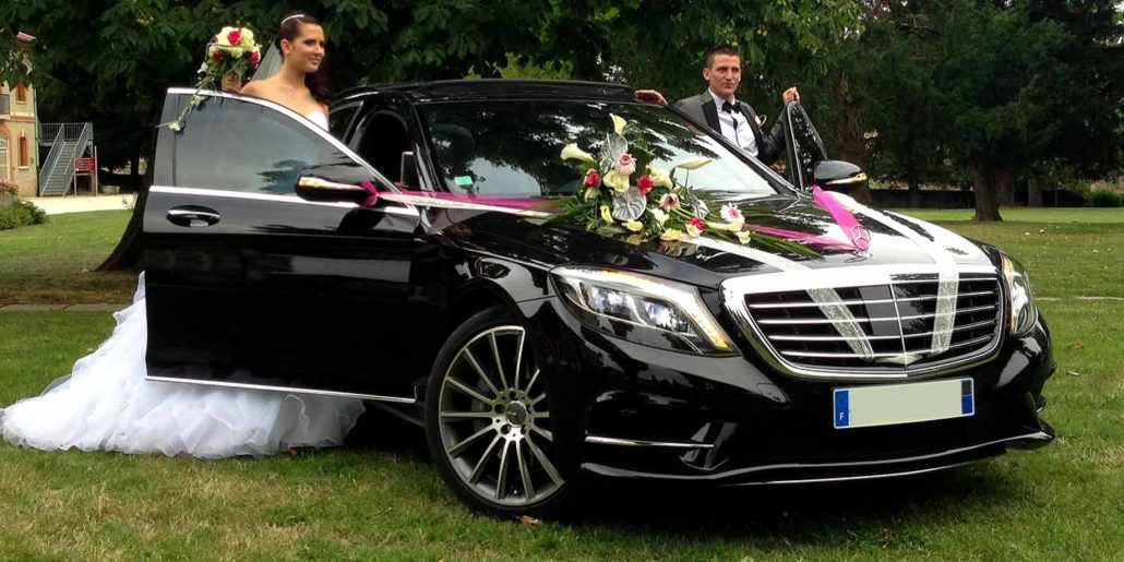 Limousine Luxe et VIP - Chauffeur privé VTC Rennes Bretagne - brittany