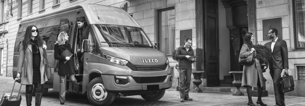 Minicar IVECO DAILY