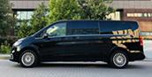 Minibus van minivan 7 places 8 places vtc rennes nantes bretagne qualité limousine qualité tourisme