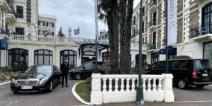 Flotte Breizhcab officiels délégation vip