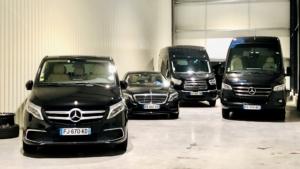 Garage Breizhcab Limousine